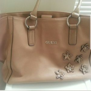 GUC Guess satchel